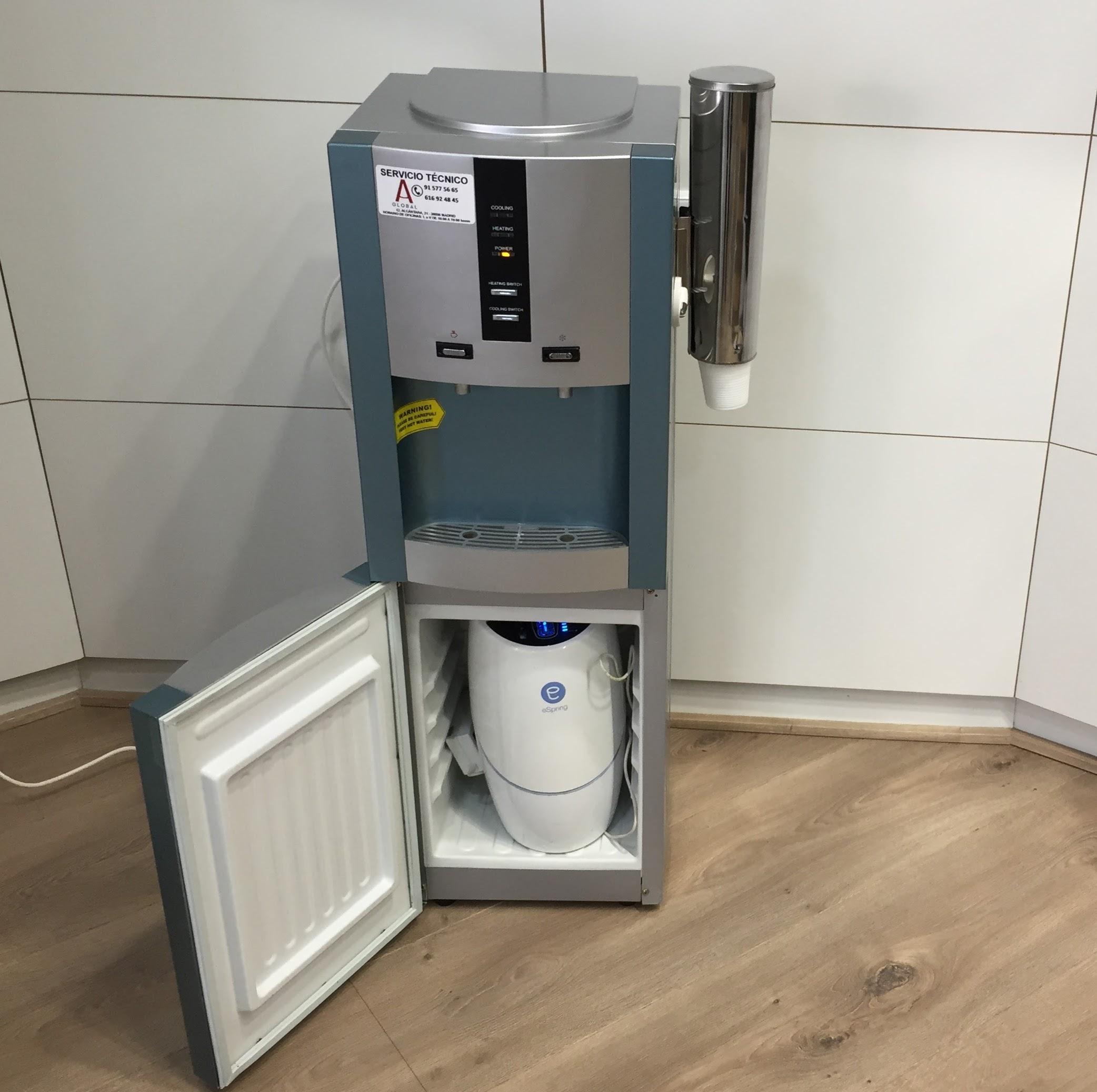 fuente de agua para oficinas y lugares p blicos filtro